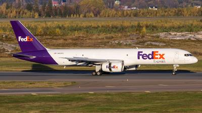 N913FD - Boeing 757-28A(SF) - FedEx