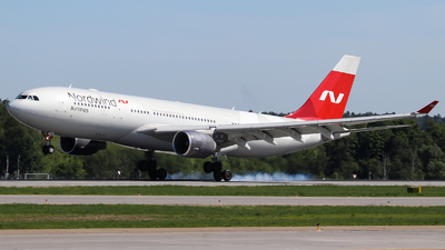 A picture of VPBUA - Airbus A330223 - Nordwind Airlines - © Vitaly Revyakin
