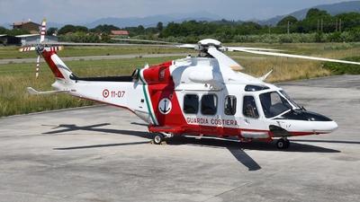 MM81892 - Agusta-Westland AW-139CP - Italy - Coast Guard