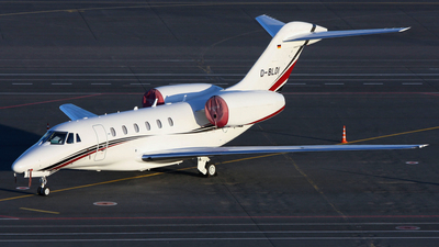 D-BLDI - Cessna 750 Citation X - Private