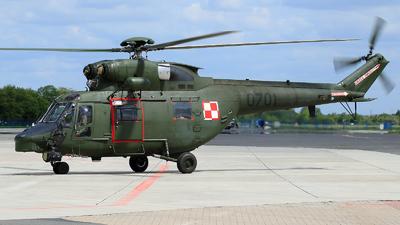 0701 - PZL-Swidnik W3 Sokol - Poland - Air Force