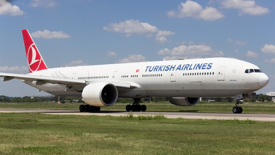 A picture of TCJJJ - Boeing 7773F2(ER) - Turkish Airlines - © Mihai Cioponea