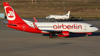 D-AHXH - Boeing 737-7K5 - Air Berlin