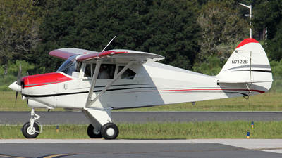 N7122B - Piper PA-22-150 Pacer - Private