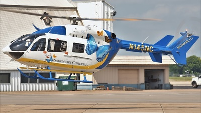 N145NC - Eurocopter EC 145 - Metro Aviation