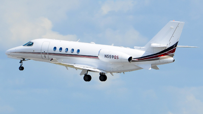 N559QS - Cessna Citation Latitude - NetJets Aviation