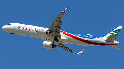 T7-ME5 - Airbus A321-271NX - Middle East Airlines (MEA)
