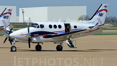 N11 - Beechcraft C90GTi King Air - United States - Federal Aviation Administration (FAA)
