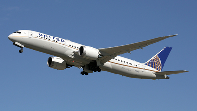 A picture of N24972 - Boeing 7879 Dreamliner - United Airlines - © Stefan Mayer
