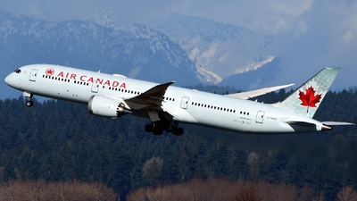A picture of CFRSO - Boeing 7879 Dreamliner - Air Canada - © Abram Chan - AirTeamImages
