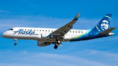 N184SY - Embraer 170-200LR - Alaska Airlines (Skywest Airlines)