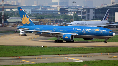 VN-A146 - Boeing 777-26K(ER) - Vietnam Airlines
