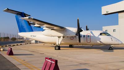 5Y-WJF - Bombardier Dash 8-Q202 - DAC Aviation