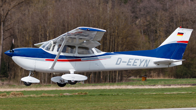 D-EEYN - Reims-Cessna FR172H Reims Rocket - Private