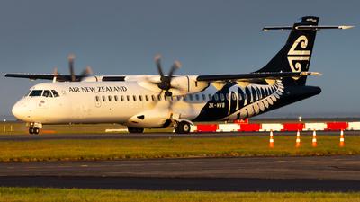 ZK-MVB - ATR 72-212A(600) - Air New Zealand