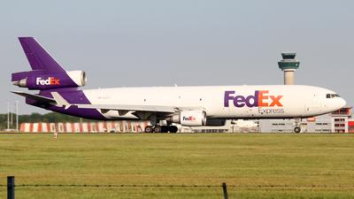 N585FE - McDonnell Douglas MD-11(F) - FedEx