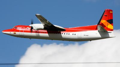 HK-4497 - Fokker 50 - Avianca