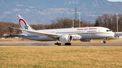 A picture of CNRGU - Boeing 7878 Dreamliner - Royal Air Maroc - © Patrik Buchler