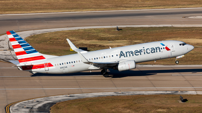 A picture of N907AN - Boeing 737823 - American Airlines - © Sweet Potato