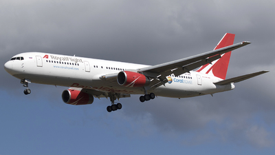 VP-BRE - Boeing 767-3W0(ER) - Royal Flight