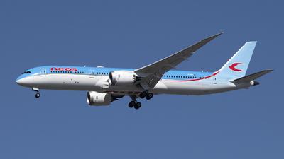 A picture of EINEU - Boeing 7879 Dreamliner - Neos - © Jose R. Ortiz