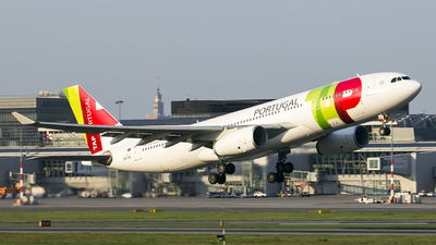CS-TOS - Airbus A330-243 - TAP Portugal