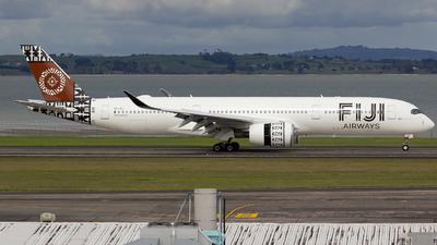 A picture of DQFAJ - Airbus A350941 - Fiji Airways - © Lukasz Swain