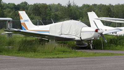 C-GNKS - Piper PA-28-161 Cadet - Private