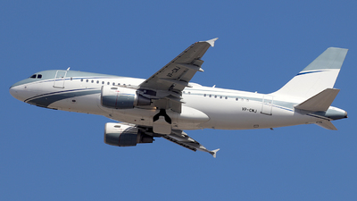 VP-CMJ - Airbus A319-111 - Aviation-Link