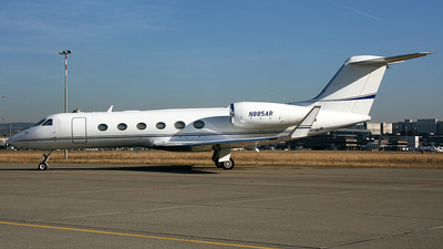 N885AR - Gulfstream G450 - Private