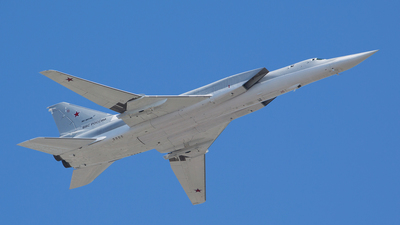 RF-94146 - Tupolev Tu-22M3 Backfire - Russia - Air Force
