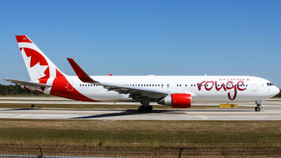 C-FMXC - Boeing 767-333(ER) - Air Canada Rouge