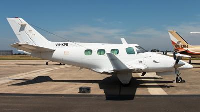 A picture of VHKPB - Beech B60 Duke - [P466] - © Michael Walter