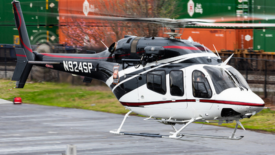 N924SP - Bell 429 Global Ranger - United States - Georgia State Patrol