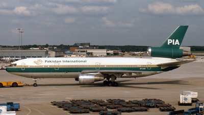 AP-AXD - McDonnell Douglas DC-10-30 - Pakistan International Airlines (PIA)