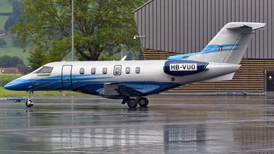 HB-VUO - Pilatus PC-24 - Private