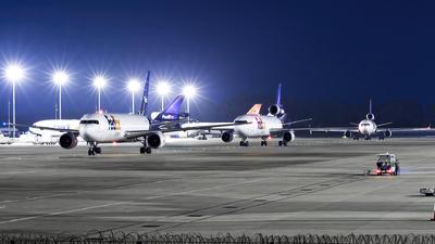 ZGGG - Airport - Ramp