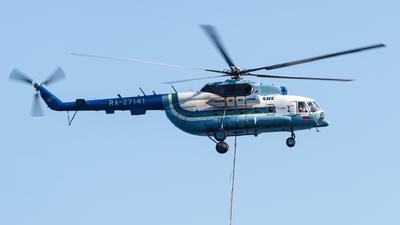 RA-27141 - Mil Mi-8MTV-1 - Komiavia