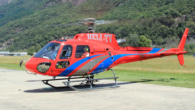 HB-ZTV - Eurocopter AS 350B3 Ecureuil - Heli TV