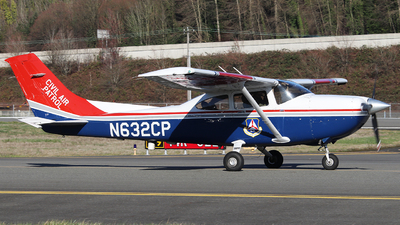 N632CP - Cessna 182T Skylane - United States - US Air Force Civil Air Patrol