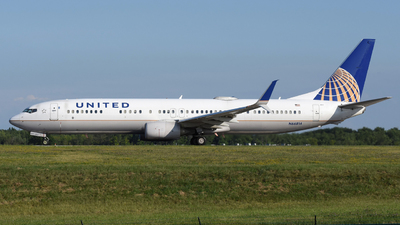 A picture of N66814 - Boeing 737924(ER) - United Airlines - © DJ Reed - OPShots Photo Team