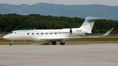 N650MT - Gulfstream G650 - Private
