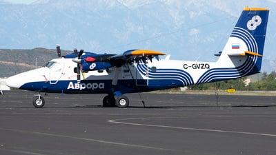 C-GVZQ - Viking DHC-6-400 Twin Otter - Aurora