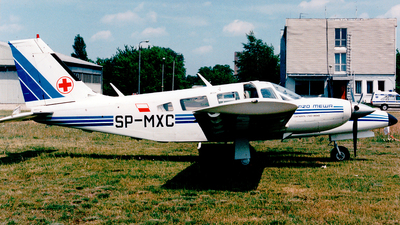 SP-MXC - PZL-Mielec M-20-03 Mewa - Lotnicze Pogotowie Ratunkowe