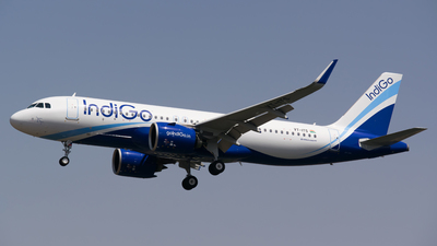 VT-ITS - Airbus A320-271N - IndiGo Airlines