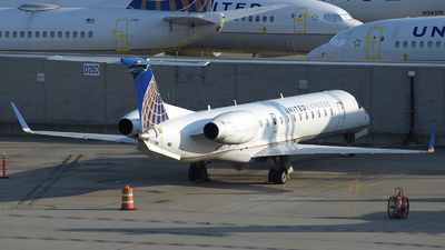 N11137 - Embraer ERJ-145XR - United Express (Trans States Airlines)