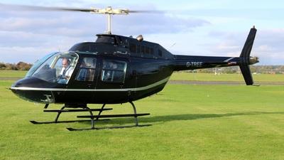 A picture of GTREE - Bell 206B JetRanger III - [2826] - © David Cook