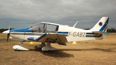 F-GABZ - Robin DR400/160 Chevalier - Private