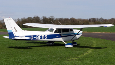 G-BFRS - Reims-Cessna F172N Skyhawk II - Private
