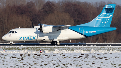 A picture of OEHZA - ATR 42320(F) - Zimex Aviation - © Marco Materlik